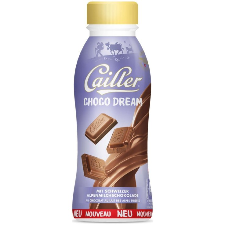 Chocolate Milk Drinks - Cailler Drink Choco Dream