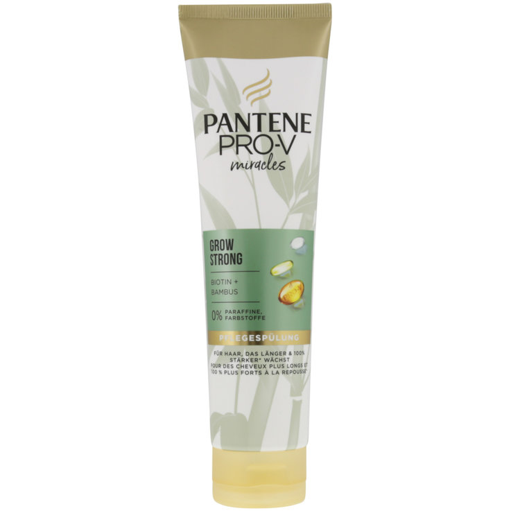 Repair & Color Hair Treatments - Pantène Pro-V Grow Strong Conditioner