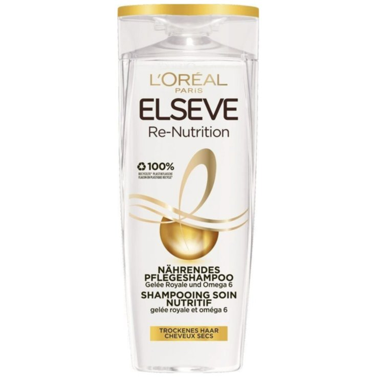 Feuchtigkeits Shampoo - Elseve Shampoo Re-Nutrition