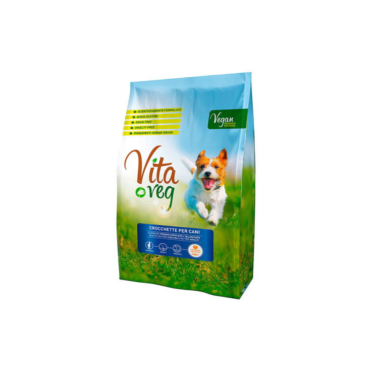 Dry Food - Vita Veg Vegan Dry Dog Food