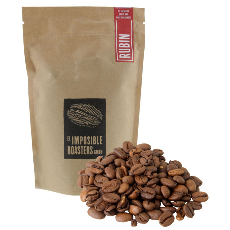 Café en grains - Imposible Roasters Grains de café Rubin