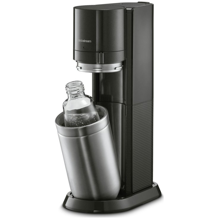 Kitchen Appliances - SodaStream Carbonated Water Machine with Glass Bottle