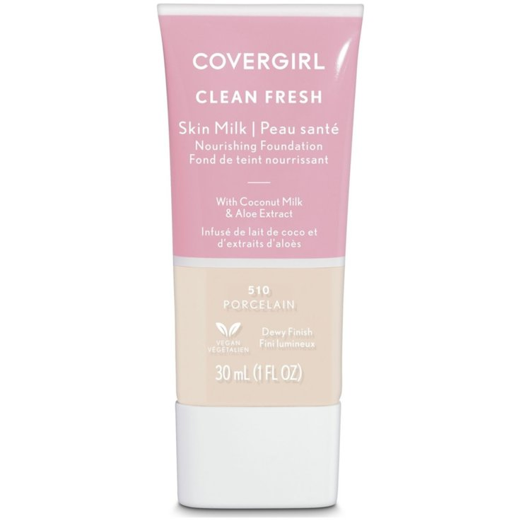 Face - Covergirl Clean Fresh 510 Porcelain