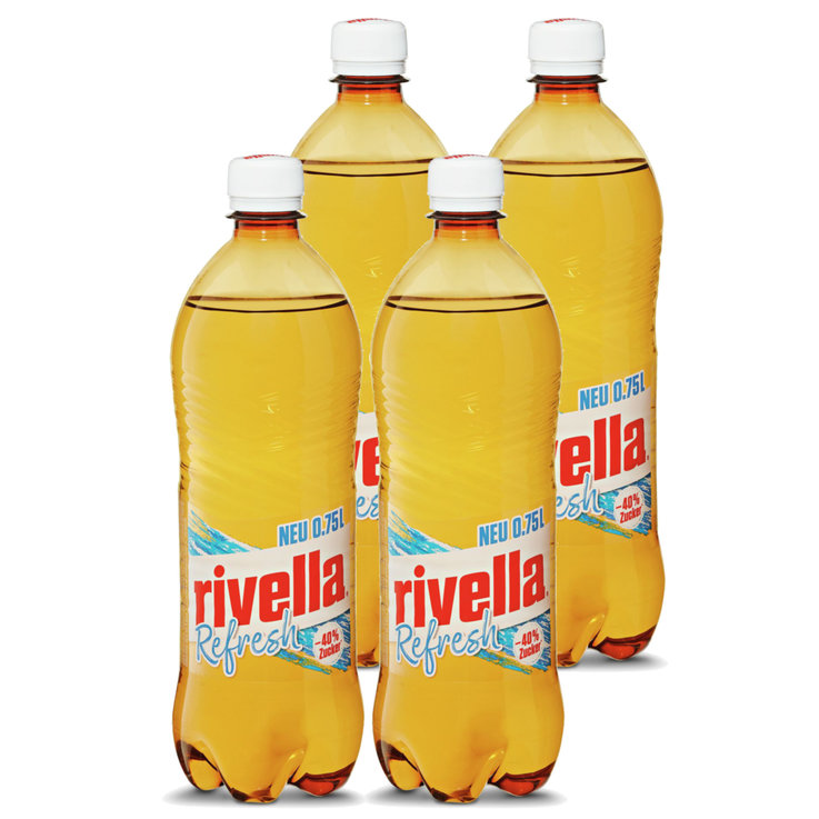 Rivella - Rivella Refresh 6x  75cl