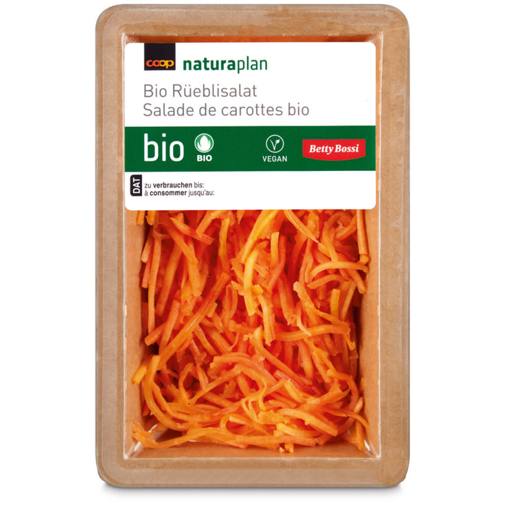 Fertige Salate - Naturaplan Bio Rüeblisalat