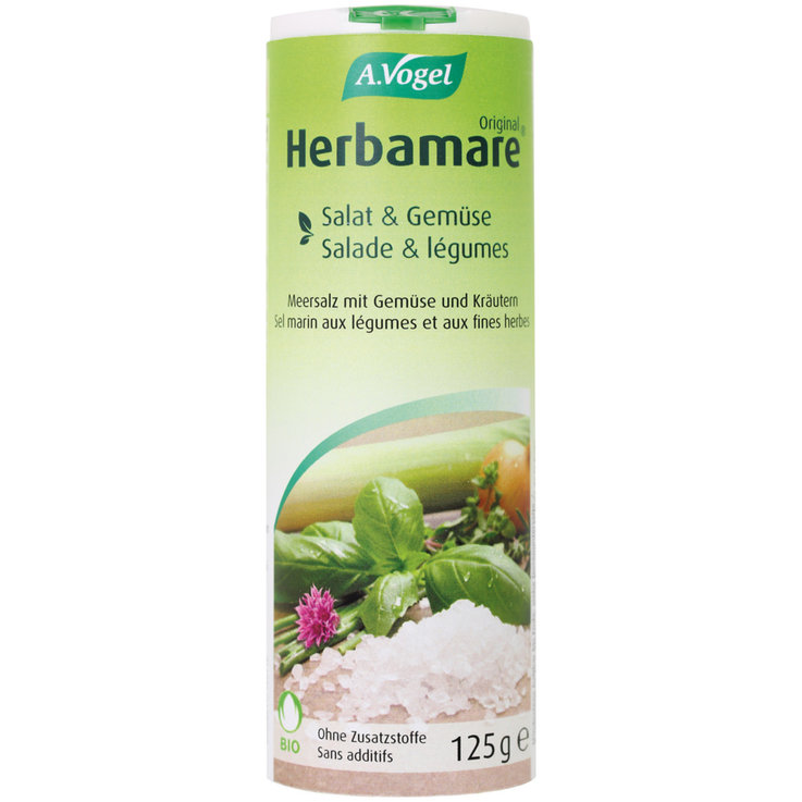 Salt - A. Vogel Original Herbamare Seasoning