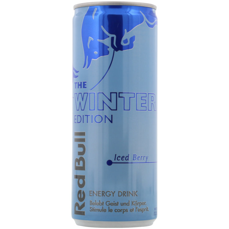 Energy Drinks - Red Bull Winter Edition 2020