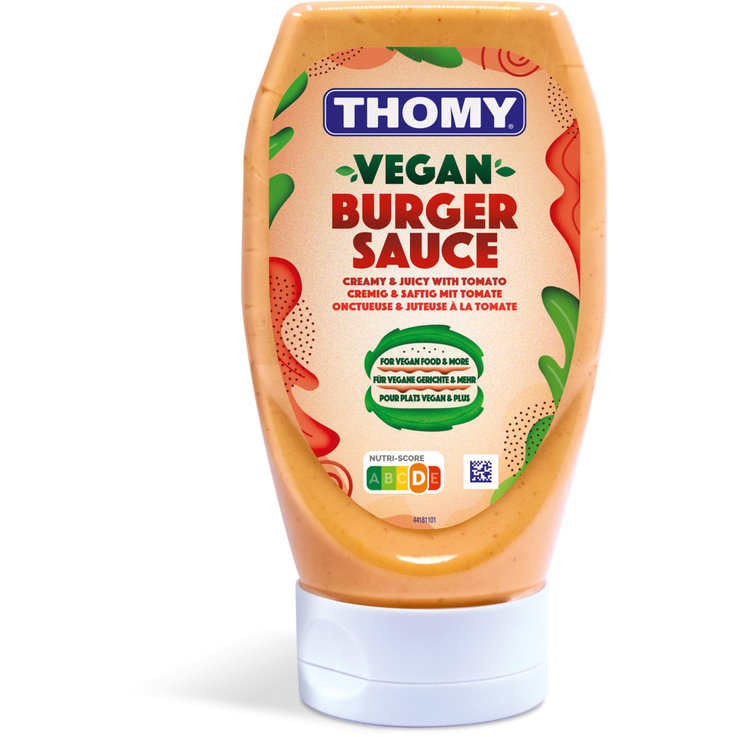 Salse fredde - Thomy Vegan Burger Sauce salsa vegana per burger