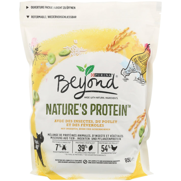 Dry Food - Beyond Nature's protein Chicken Dry Cat Food