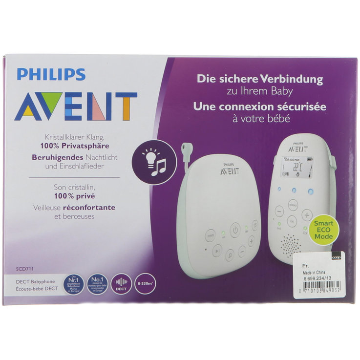Electrical Appliances - Avent DECT Babyphone