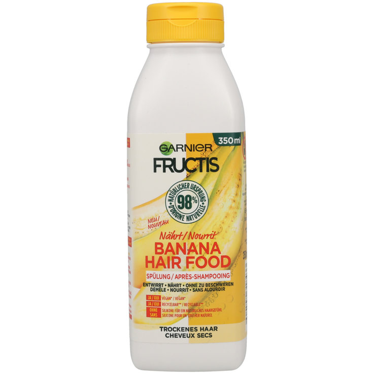 Hair Conditioner & Treatments - Fructis Hair Food Banana Conditioner