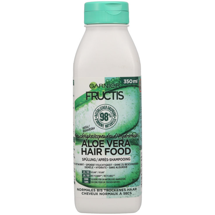 Hair Conditioner & Treatments - Fructis Hair Food Aloe Vera Conditioner