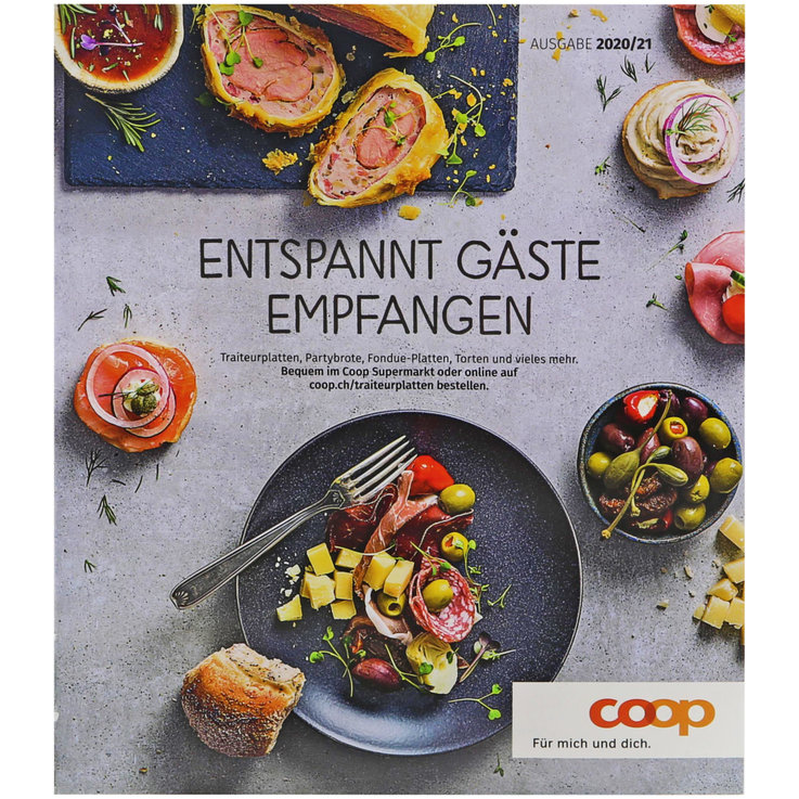 Online free products - Christmas 2020 Catering Brochure