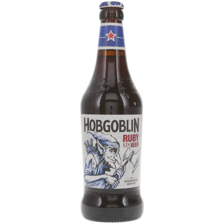 Flaschen - Hobgoblin Ruby Beer
