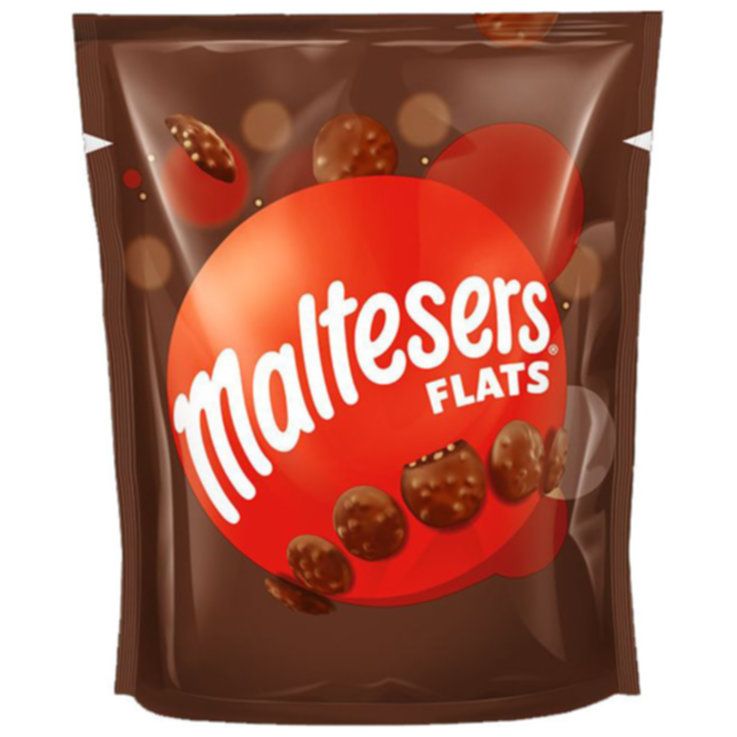 Chocolate Snacks - Maltesers Flats