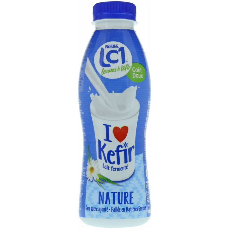 Yogurt Drinks & Buttermilk - FREE - LC1 Plain Kefir Drink
